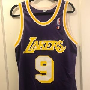 Lakers Vintage Oversize Jersey